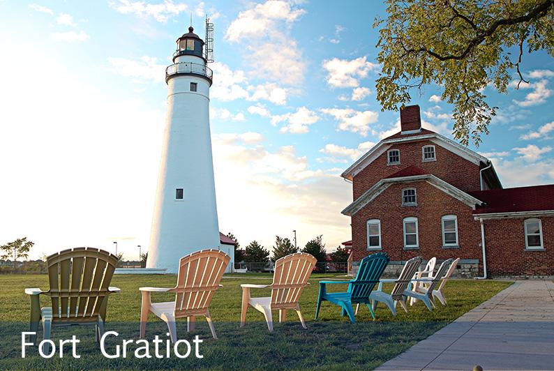 Lighthouse Short Stories: Fort Gratiot